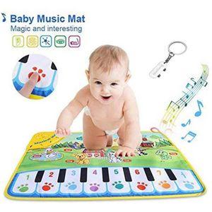 TAPIS ÉVEIL - AIRE BÉBÉ Tapis de Piano Tapis de Musique Enfant Tapis de Je