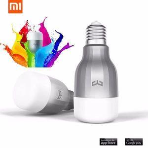 AMPOULE - LED Origine Xiaomi Ampoule Sans Fil WIFI Smart Control