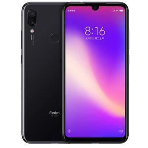 SMARTPHONE Xiaomi Redmi Note 7 noir 4 Go + 64 Go