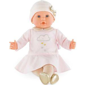 POUPÉE Poupée Mon Bébé Classique Corolle : Nuage de paill