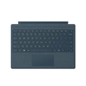 CLAVIER D'ORDINATEUR Microsoft Type Cover Surface Pro - Bleu Cobalt