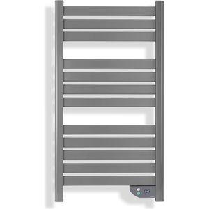 SÈCHE-SERVIETTE ÉLECT Sèche serviette WARMTOW radiateur électrique gris