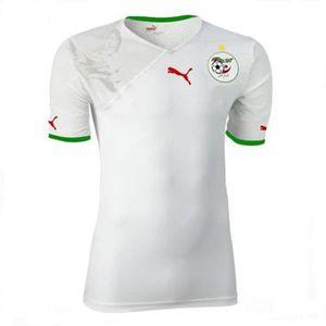 T-SHIRT MAILLOT DE SPORT Maillot Algerie Officiel Blanc 2…