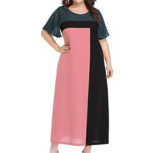 ROBE Femme Sexy Robes Grande Taille Confortable Moussel