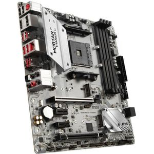 CARTE MÈRE Carte mère MSI B450M Gaming Plus, AMD B450 - Socke