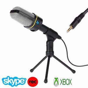 CASQUE AVEC MICROPHONE Professional Studio Microphone à Condensateur avec