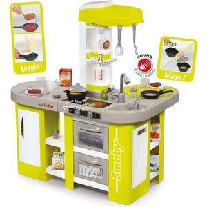 DINETTE - CUISINE SMOBY Tefal Cuisine Studio XL + 36 Accessoires