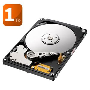 DISQUE DUR INTERNE Seagate Momentus 1To 8Mo 2.5