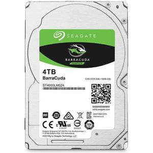 DISQUE DUR INTERNE Seagate Mobile HDD BarraCuda 4To - 2,5