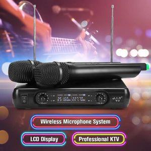 MICROPHONE - ACCESSOIRE NEUFU Système Amplificateur + 2 Microphones VHF Ré