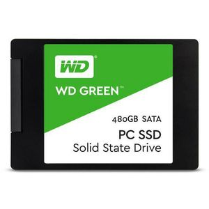 DISQUE DUR SSD WD Disque dur Green™ SSD Format 2.5/7mm 480 Go