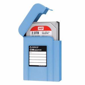 HOUSSE DISQUE DUR EXT. Boîtier disque dur 3.5 pouces 3,5 SATA HDD Case Co