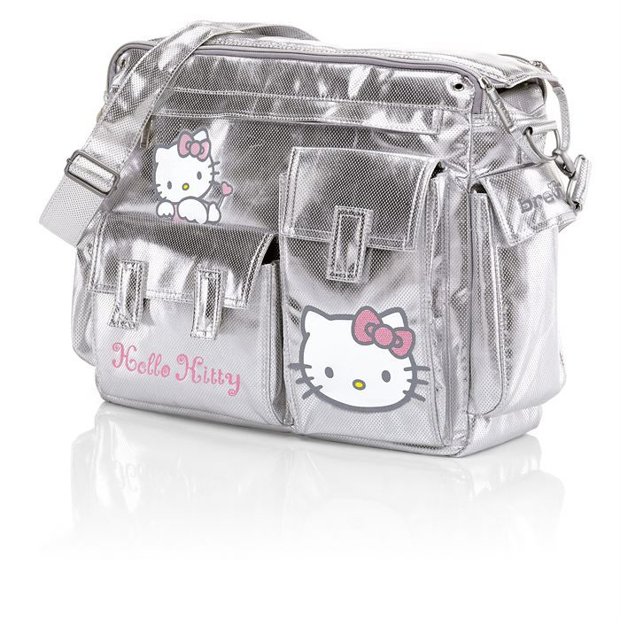 sac a langer hello kitty achat vente sac a langer. Black Bedroom Furniture Sets. Home Design Ideas