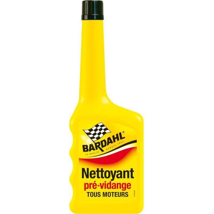 BARDAHL Nettoyant pré-vidange GSA - 350 ml