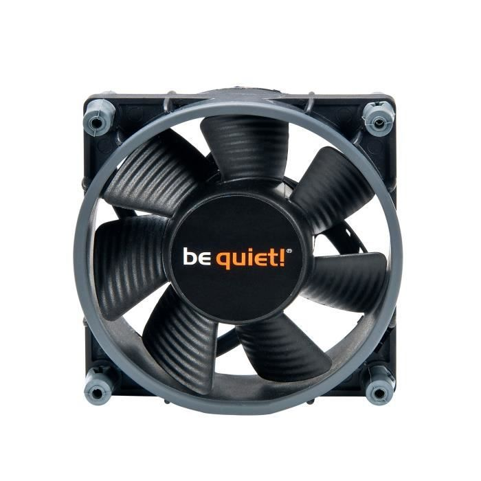Be Quiet Ventilateur de boîtier SHADOW WINGS - PWM 80mm