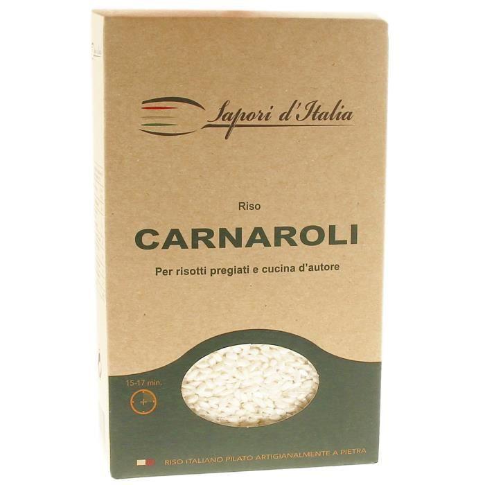 SAPORI D'ITALIA Riz Carnaroli - 1 kg