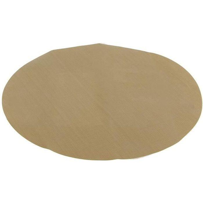 DE BUYER Tissu de cuisson - Ø 26 cm - Marron