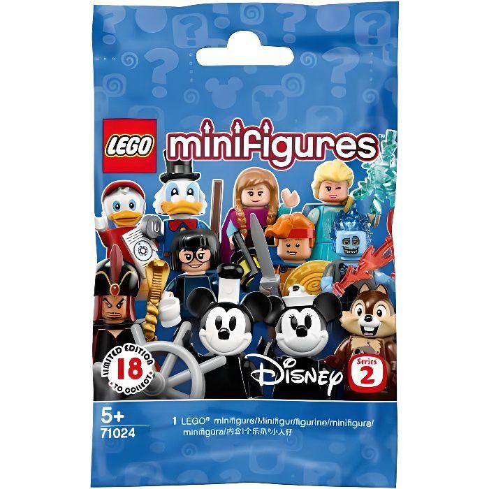 LEGO - DISNEY CLASSIQUES - Minifigurines - Sachet 1 Figurine