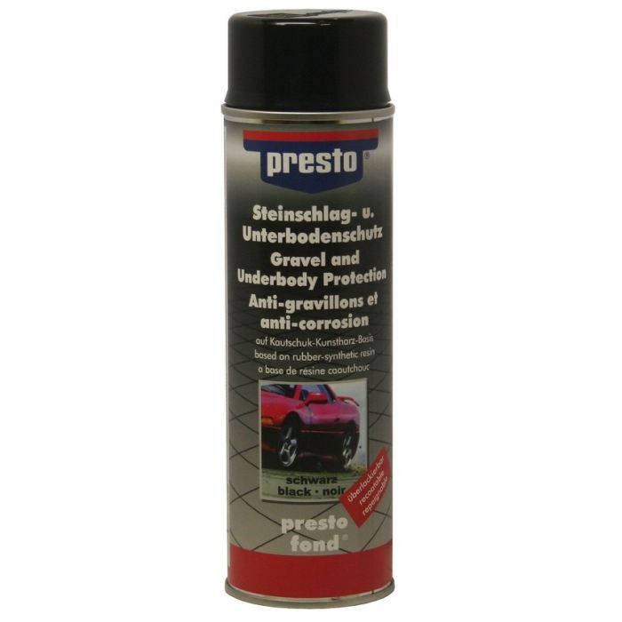 Aerosol anti gravillon noir 500 ml