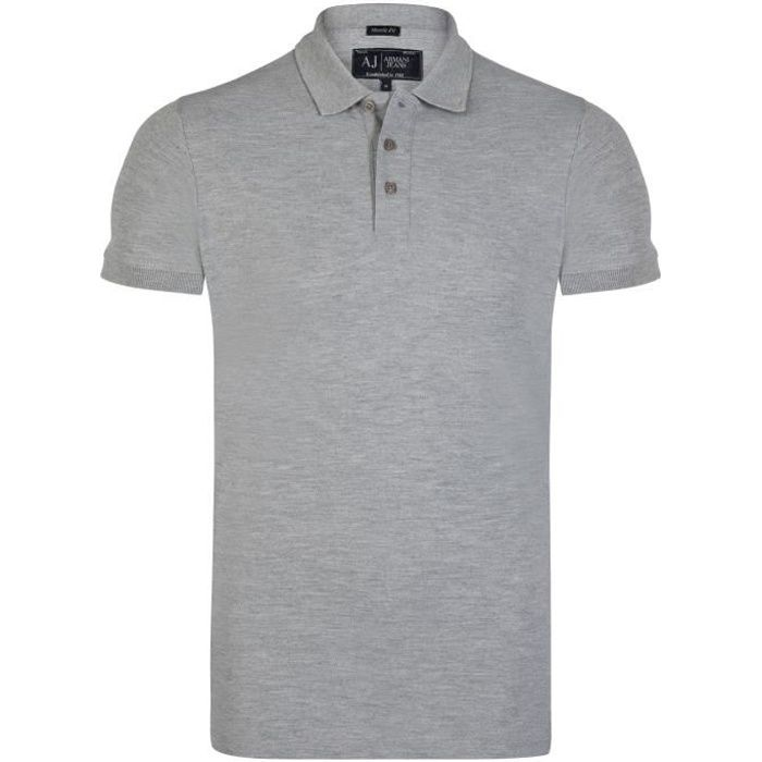 Armani Jeans Homme Polo Muscle Fit