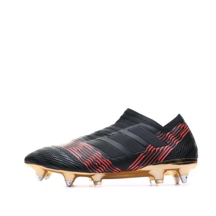 Nemeziz 17+ SG Chaussures Football Noir Homme Adidas