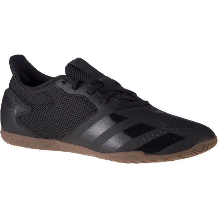 adidas Predator 20.4 IN Sala EF1663, Homme, Noir, chaussures de foot en salle