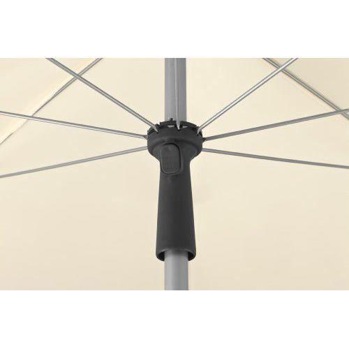 Parasol Schneider Locarno,nature,env. 200 cm ,en 8 parties,rond