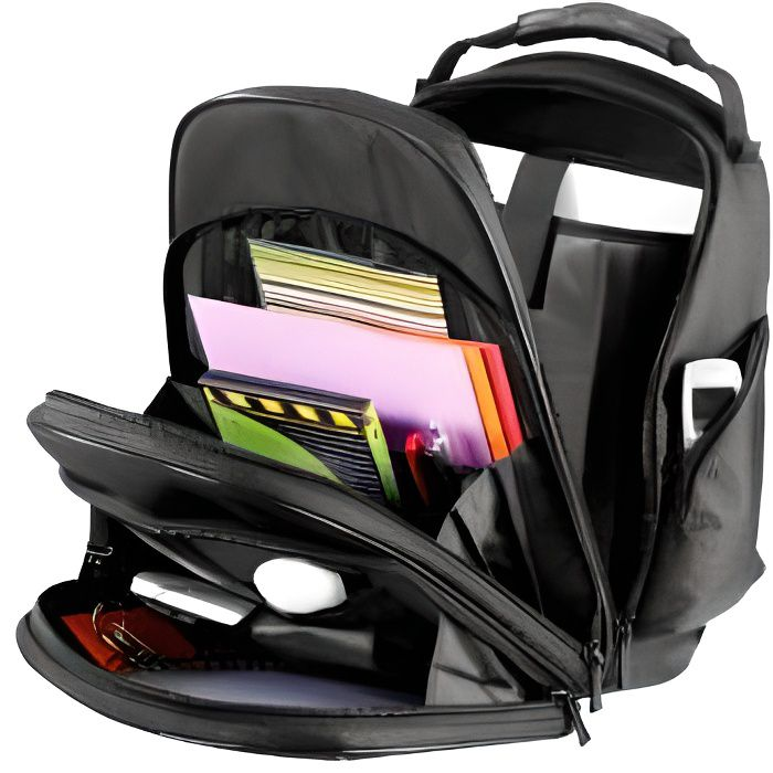 URBAN FACTORY - Sac à dos pour PC portable 15.4''
