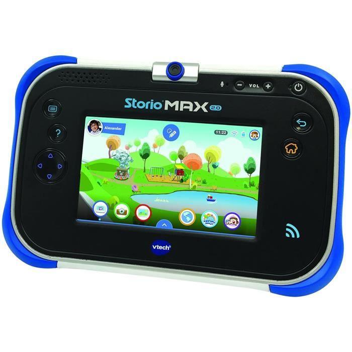tablette tactile de 5 pouces pour Enfant de 3 ans à 11 ans bleu
