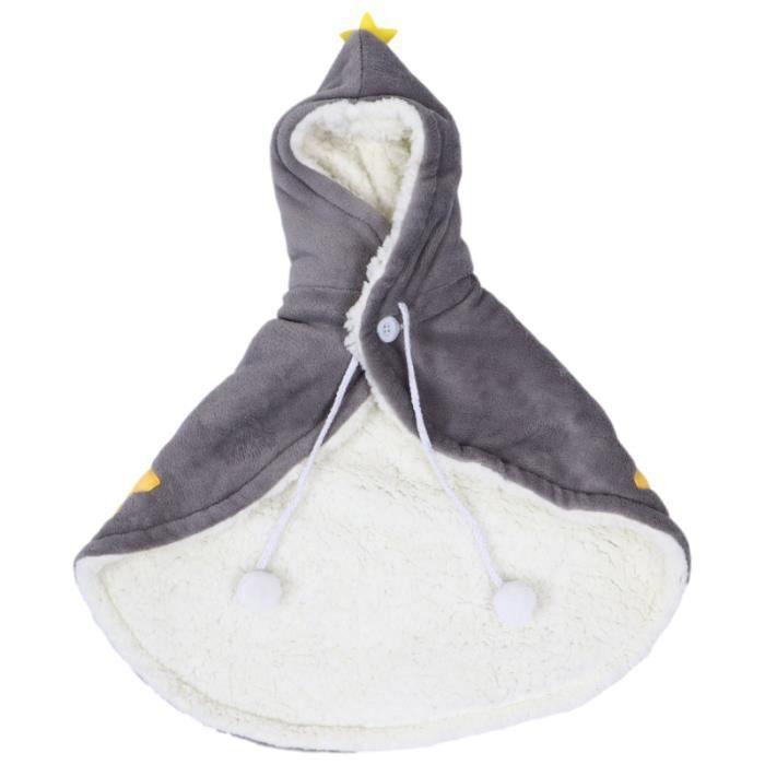 Manteau d'hiver confortable pour chien coupe-vent pour MANTEAU - BLOUSON