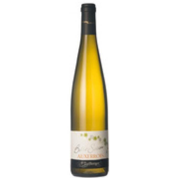 Wolfberger Vin blanc Auxerrois Pinot Blanc -Belle Saison- 0,000000 Noir