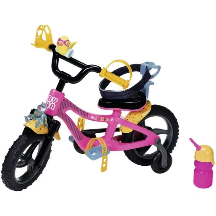Zapf Creation 830024 Baby born Vélo