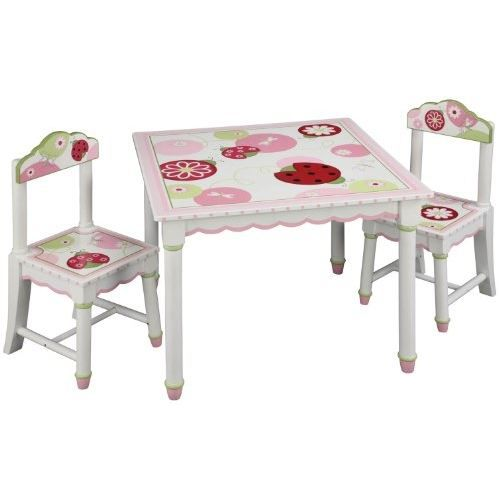 Guidecraft sweetie pie ensemble table et chaise achat for Table et chaise bebe 2 ans