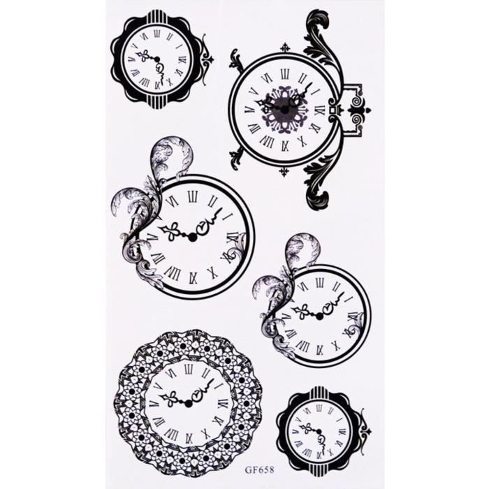 Top Montre Ancienne Horloge Tattoo Tattoos in Lists for Pinterest