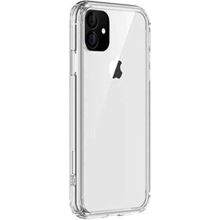 coque rigide transparente iphone 11