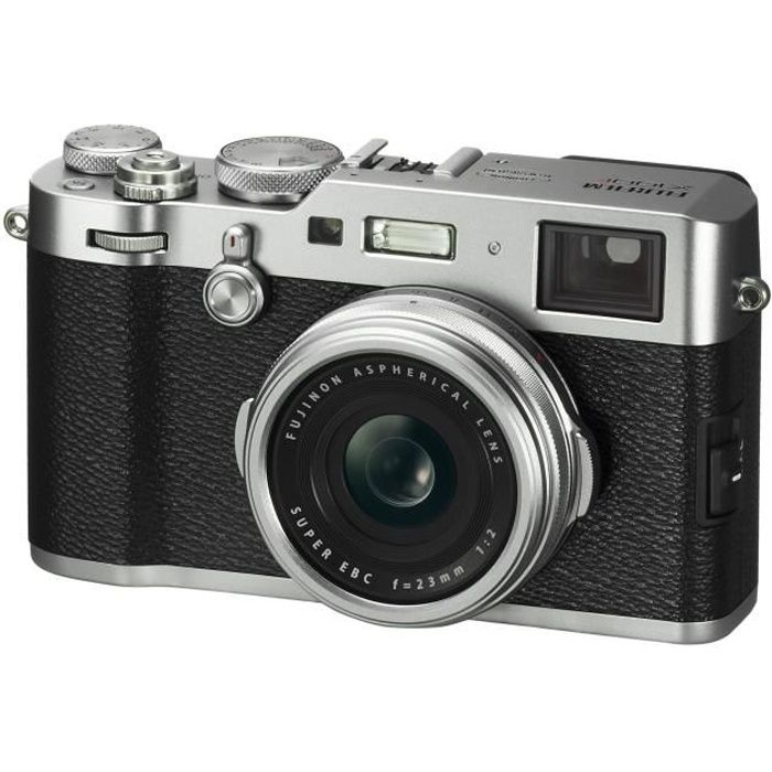 Photo de fujifilm-x-series-x100f-appareil-photo-numerique-compact-24-3-mp