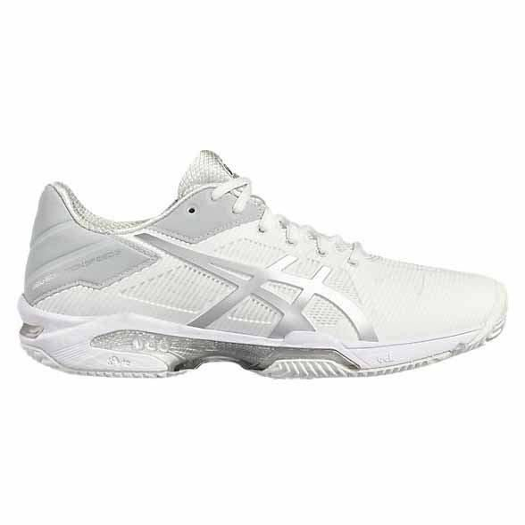 ASICS Gel Solution Speed 3 Clay Hommes blanc