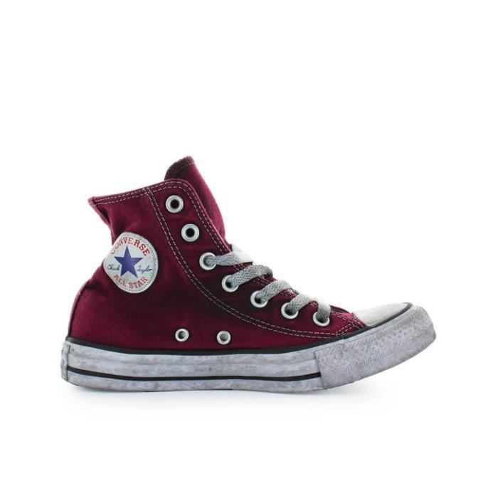 Taylor Ltd Converse Baskets Bordeaux Star Femme Ed Chuck All 3FK1T5ulJc