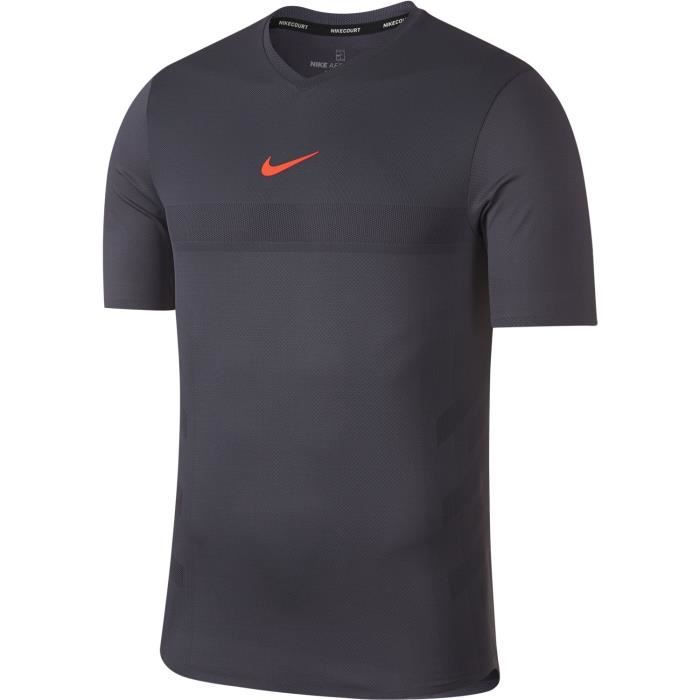 Rafael Nike Night 2018 T Open Nadal Us Session Aeroreact Shirt wOx118qat