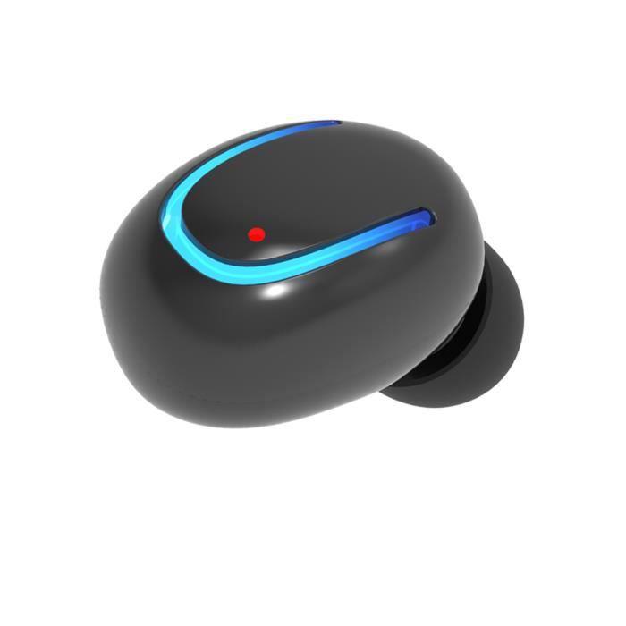 KIT BLUETOOTH TÉLÉPHONE Mini casque sans fil Bluetooth mains libres pour S