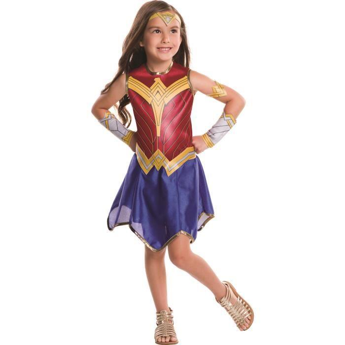 DÉGUISEMENT - PANOPLIE WARNER Déguisement Wonderwoman