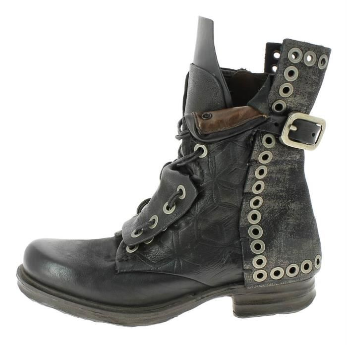 bottines / low boots 259204-102 femme airstep - as98 259204