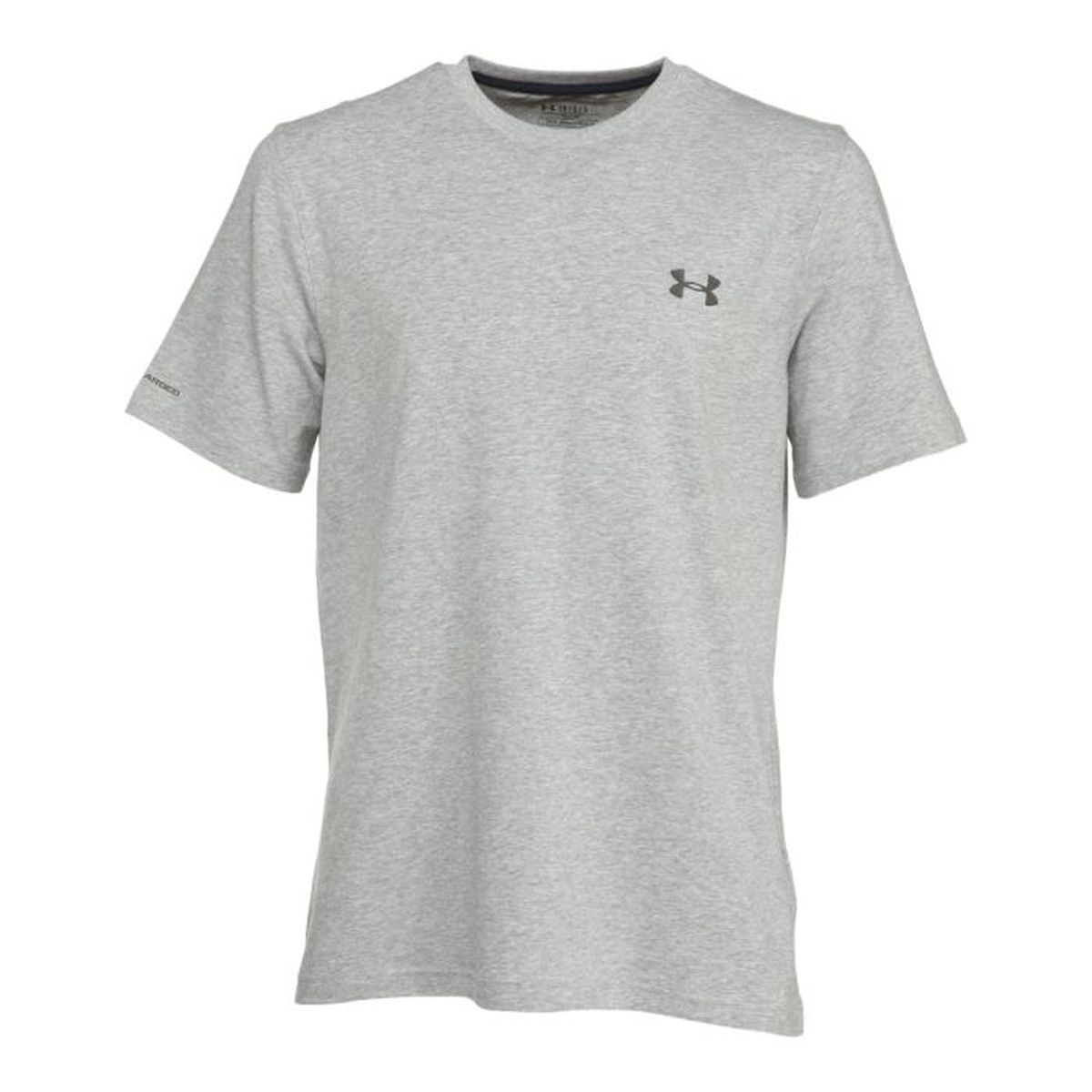 UNDER ARMOUR Tee Shirt Heat Gear Charged Homme - Prix pas cher ... 46586c9acf2
