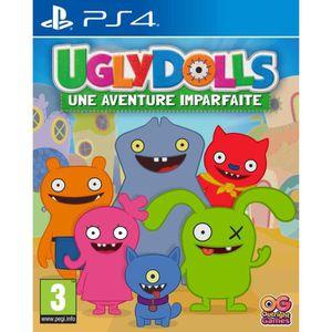 JEU PS4 Ugly Dolls Une Aventure Imparfaite Jeu PS4