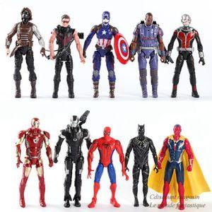 TABLE JOUET D'ACTIVITÉ  10 pièces Super Hero Marvel Avengers Batman Spide