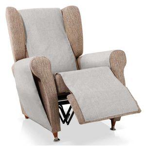 HOUSSE DE FAUTEUIL Couvre-fauteuil  relax Castano, 1 place (55cm), co
