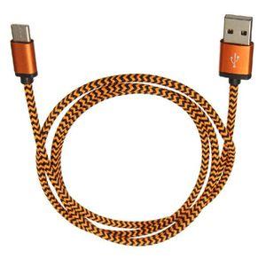 CÂBLE TÉLÉPHONE USB-c 3,1 type c mâle à USB 2,0 A câble de données