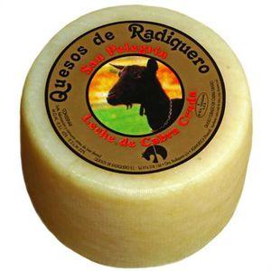 AUTRE CHARCUTERIE SÈCHE Fromage de Chèvre 'San Pelegrín' 2000gr - Radiquer