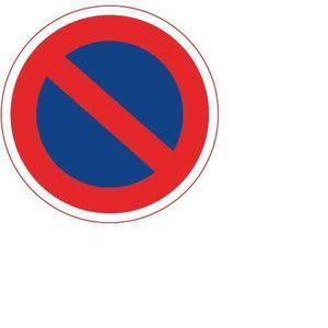 Panneau signal/étique stationnement Interdit Parking priv/é r/éserv/é aux r/ésidents Signe en Aluminium de 3 mm 300mm x 200mm B