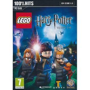 JEU PC Lego Harry Potter - Years 1 to 4 [import anglais]